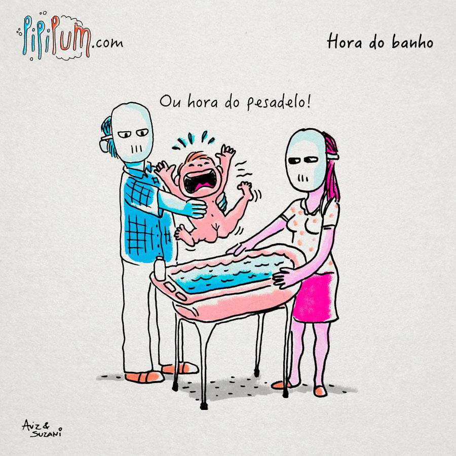 hora_do_banho_pesadelo_familia_pipipum_pais_de_primeira_viagem_bebe_gravidez_nascimento